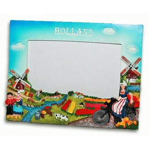 Typisch Hollands Holland Fotorahmen