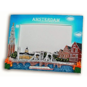 Typisch Hollands Photo frame Amsterdam