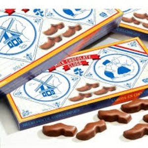 Typisch Hollands Chocoladeklompjes - Holland giftbox