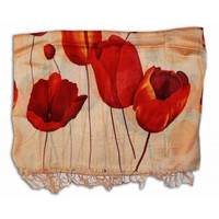 Robin Ruth Fashion Scarf Robin Ruth Tulips