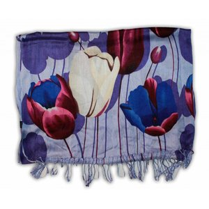 Robin Ruth Fashion Robin Ruth Tulips scarf