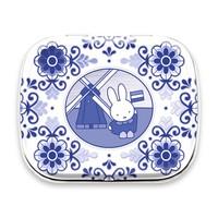 Typisch Hollands Miffy Minimints - Tin Delft blue