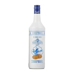 Typisch Hollands Stroopwafel liqueur. 0.75 liters
