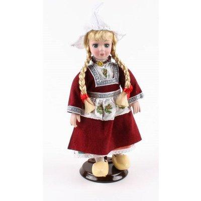 Typisch Hollands Holland Kostüm Puppe 26cm