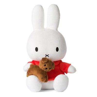 Nijntje (c) Miffy with snuffie the dog - Great