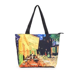 Robin Ruth Fashion Große Tasche - Vincent van Gogh Terrace