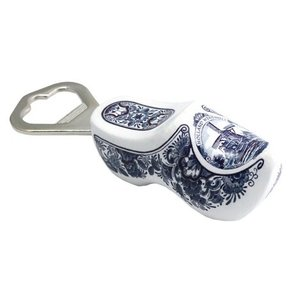 Typisch Hollands Clog - Opener - Delftware