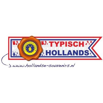 Typisch Hollands Tulip Bleistift - Deep Orange