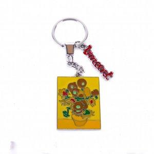 Typisch Hollands Keychain Sonnenblumen - Vincent van Gogh