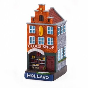 Typisch Hollands Holland huisje - Clog shop