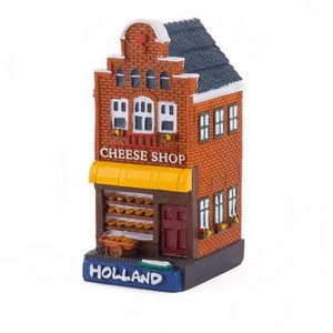 Typisch Hollands Holland Hütte Käsegeschäft
