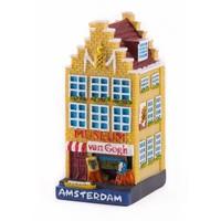 Typisch Hollands Gevelhuisje van Gogh Amsterdam