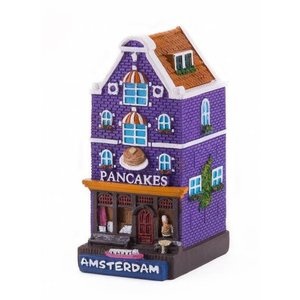 Typisch Hollands Facade House Pancakes Amsterdam