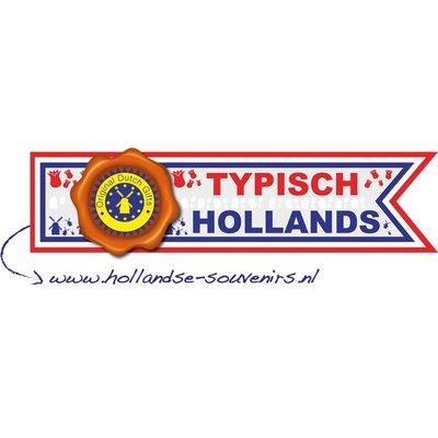 Typisch Hollands Voordeelpak Sleutelhanger -klompjes