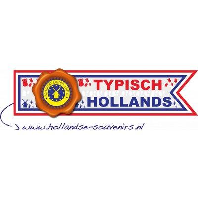 Typisch Hollands Blaue hölzerne Tulpe