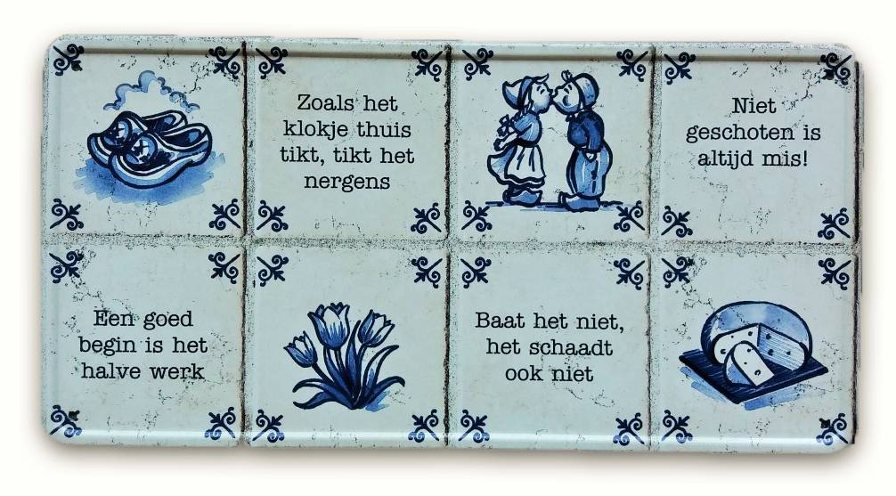 oud hollandse spreuken Typisch Hollands   Aluminium Wandplaat   Oud Hollands   Typisch  oud hollandse spreuken