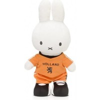 Nijntje (c) Miffy Holland Fußballspieler 24 cm