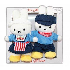 Nijntje (c) Nijntje geschenkset - 2 kleine knuffels