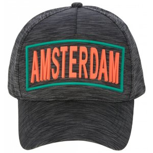 Robin Ruth Fashion Trendy Cap - Amsterdam - Robin Ruth - Antraciet