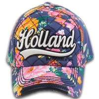 Robin Ruth Fashion Holland cap - Flowers  - Robin Ruth