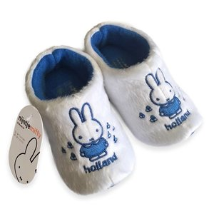 Nijntje (c) Miffy Babyschuhe Weiß 7-12 Monate