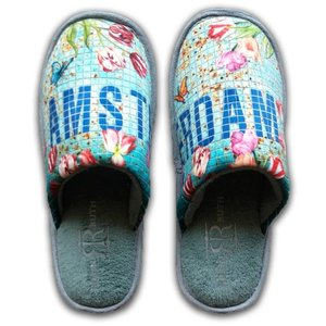 Robin Ruth Fashion Women's slippers - Robin Ruth - Mosaic -Tulpen