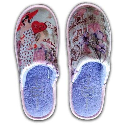 Robin Ruth Fashion Women's slippers - Robin Ruth - Scarlet - Love