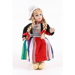 Typisch Hollands Pop Holland Meisje 20 cm