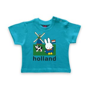Nijntje (c) Baby T-Shirt Miffy - pasture Holland