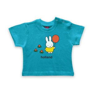 Nijntje (c) Baby T-Shirt Miffy mit Ballon Holland