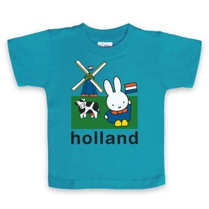 Nijntje (c) T-Shirt Miffy - pasture Holland
