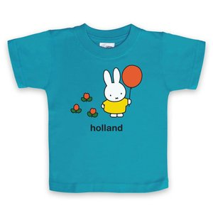 Nijntje (c) T-Shirt Miffy mit Ballon - Holland