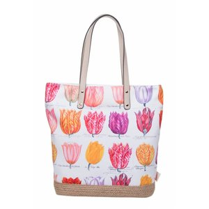 Robin Ruth Fashion Damestas - Shopper - Scarlett  Tulpen