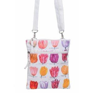 Holland sokken Neck bag - Passport bag - Neck bag - Passport bag - Holland - Tulips
