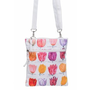 Robin Ruth Fashion Neck bag - Passport bag - Neck bag - Passport bag - Holland - Tulips