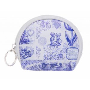 Robin Ruth Fashion Wallet Claire - Delft blue