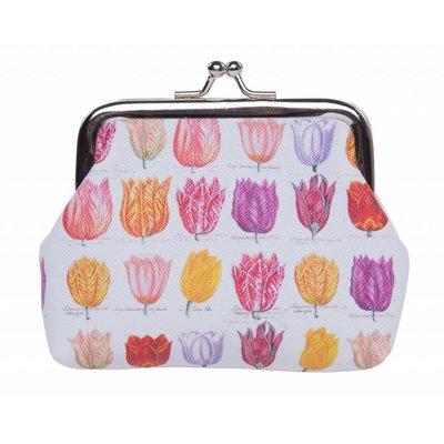 Robin Ruth Fashion Cut Wallet - Holland - Tulpen