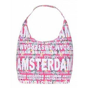 Robin Ruth Fashion Schoudertas Bloemen - Pink