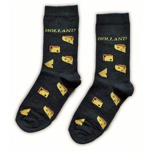 Typisch Hollands Women's socks - Holland cheese