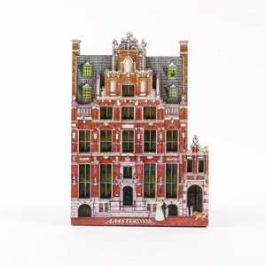 Typisch Hollands Magneet Amsterdam Holland