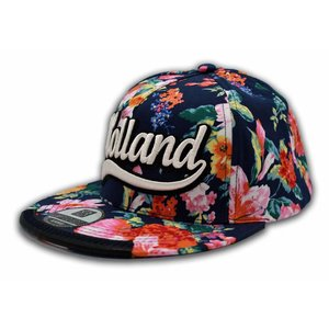 Robin Ruth Fashion Cap - Holland - Robin Ruth - Bloemen