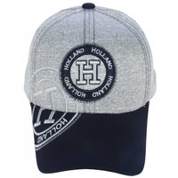 Typisch Hollands Sporty gray cap Holland - Stamp