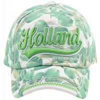 Robin Ruth Fashion Pet Holland - Tulips - Robin Ruth - Green
