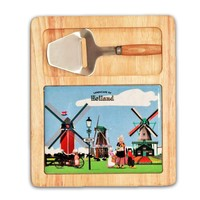 Typisch Hollands Cheese board with mini bar - Holland