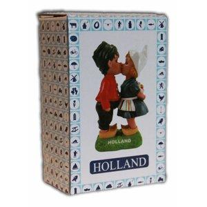 Typisch Hollands Kuspaar - Color 9 cm