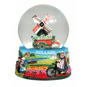Typisch Hollands Snow globe Holland Groot