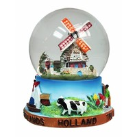 Typisch Hollands Snow globe Dutch glory - Large 8 cm