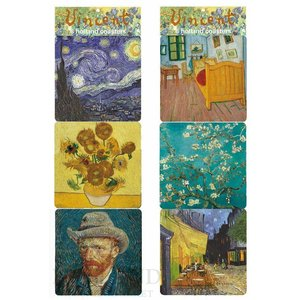 Typisch Hollands Coasters Vincent Van Gogh