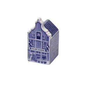 Heinen Delftware Souvenirshop  klein - Delfts blauw