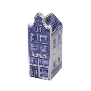 Typisch Hollands Klompenshop Large - Delft blue